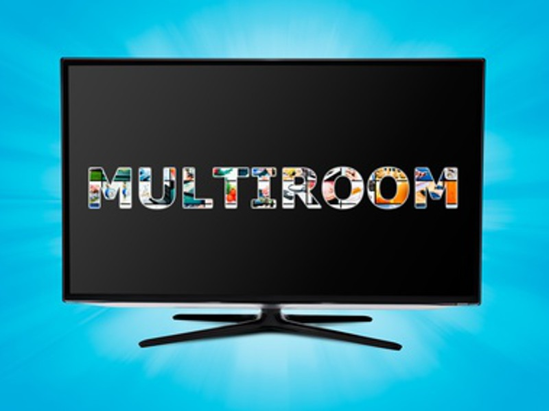 Montaż, Podłączenie Multiroom